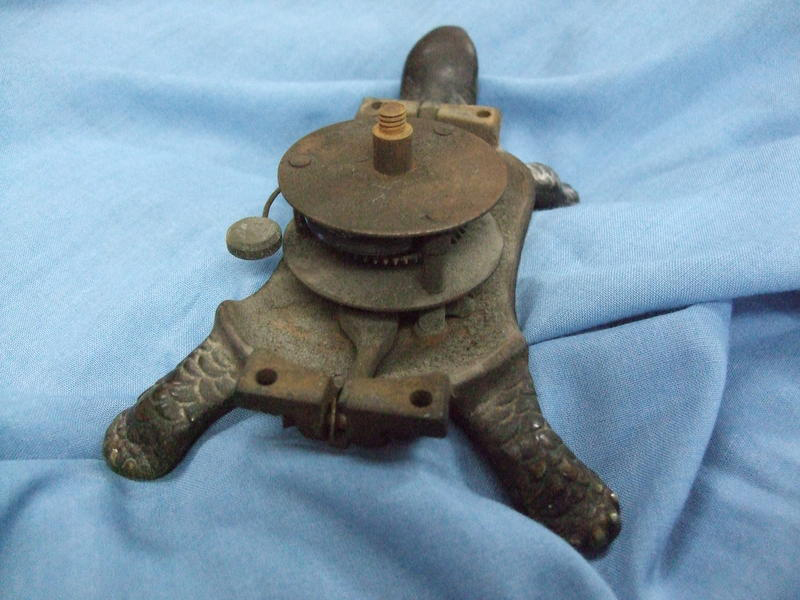 Tortoise Table Bell with No Tail